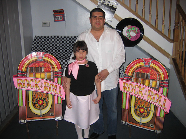 Nov 2006: Father & Daughter Banquet